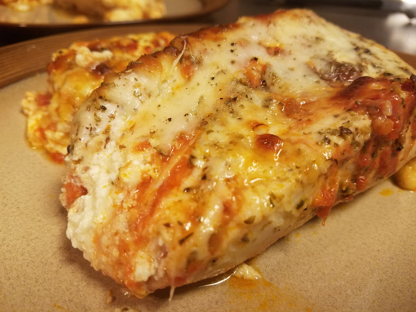 Lasagna Stuffed Chicken Breast Keto Plates Chickenmeatdiagram Easy Cooking Chiken Cuts