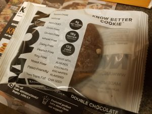 Know Better Cookie - Double Chocolate