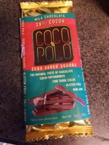 Coco Polo Milk Chocolate Bar