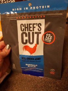 Chef's Cut Real Chicken Jerky, Buffalo Style